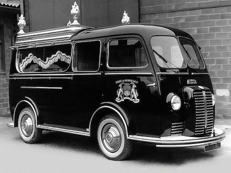 Peugot herse, 1951