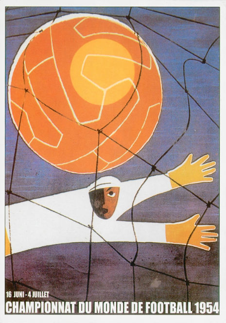 The Beautiful Game: World Cup posters 1930-2014