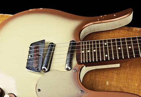 Guitarlin Close-up