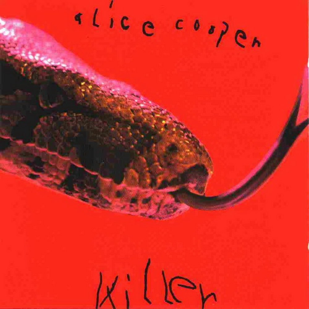 Killer Alice Cooper concert live at the Paris Olympia, 1972