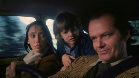'All work and no play makes Jack a dull boy' from 'The Shining' in other languages