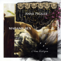 'Madame Sex and L'Ame Erotique': Anne Pigalle releases new album on Valentine's Day