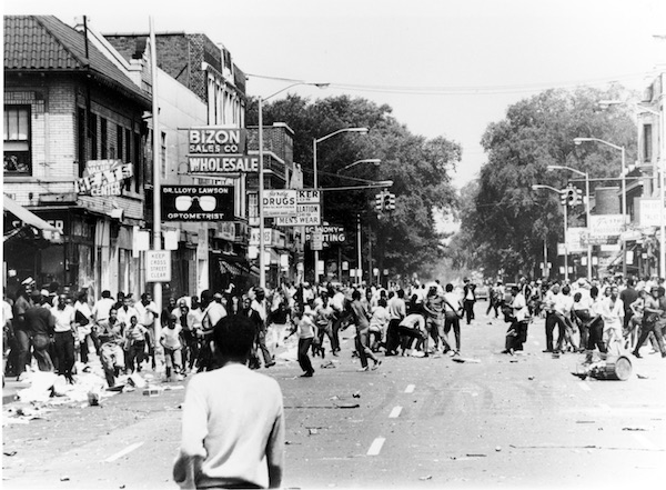 12th Street, July 23rd, 1967