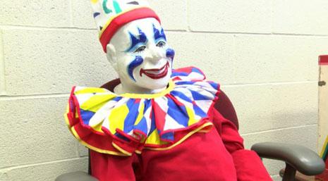 Louie the Clown by KSN-TV