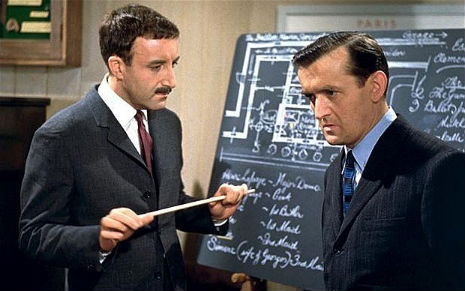 Peter Sellers and the 'Stark' truth about his pervy sidekick