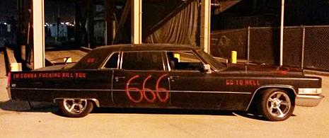666 Cadillac