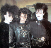 Children Of The Night: three films about early 80s Goth nightlife in the UK