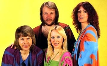 ABBA live… all over the place
