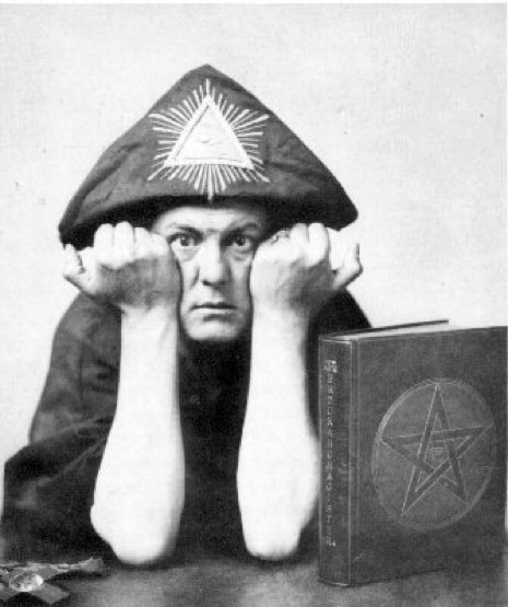 'DO NOT EAT THE CAKE OF LIGHT!' Dangerous Minds attends Aleister Crowley's Gnostic Mass