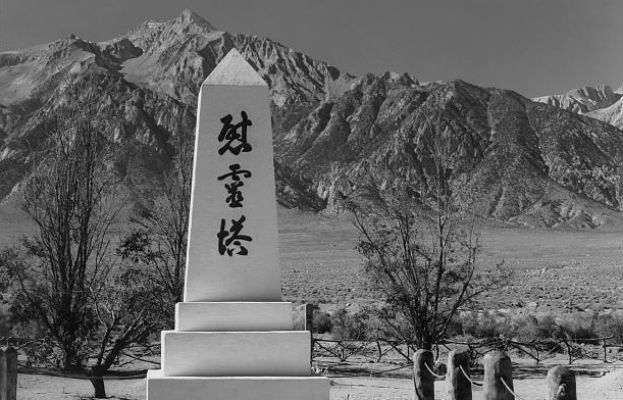 Ansel Adams' photos of a Japanese internment camp are beautiful, yet disturbing