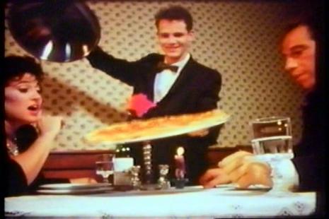Bill Paxton. Waiter.