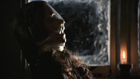 Dead girl in the attic