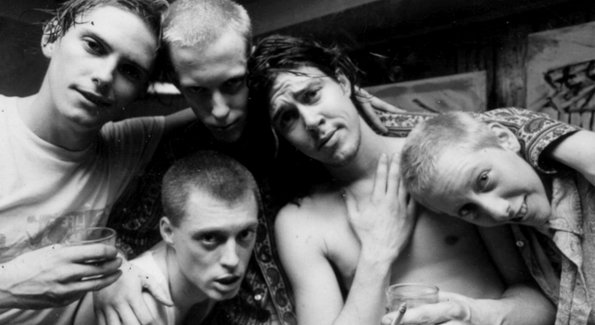 The legendary X-rated Butthole Surfers show at Danceteria