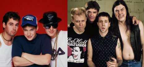 Beastie Boys & Butthole Surfers
