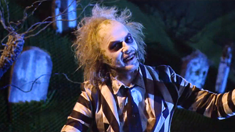 It's Showtime Beetlejuice