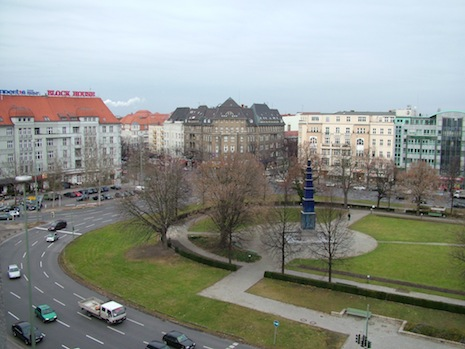 Theodor-Heuss-Platz, Berlin