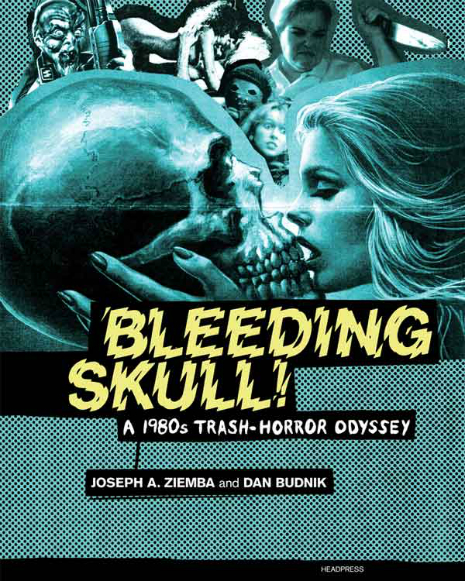 Bleeding Skull Book Cover