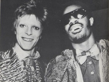 Bowie and Wonder