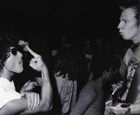 Awesome video of The Dead Boys at CBGB in 1977
