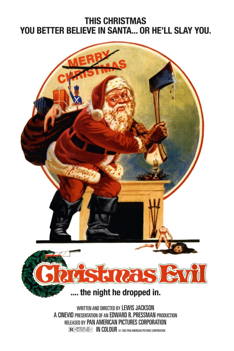 Christmas Evil poster 1