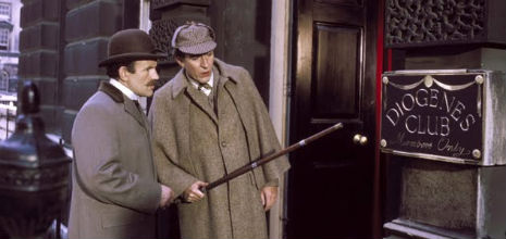 Holmes as Hamlet: Billy Wilder's 'The Private Life of Sherlock Holmes'