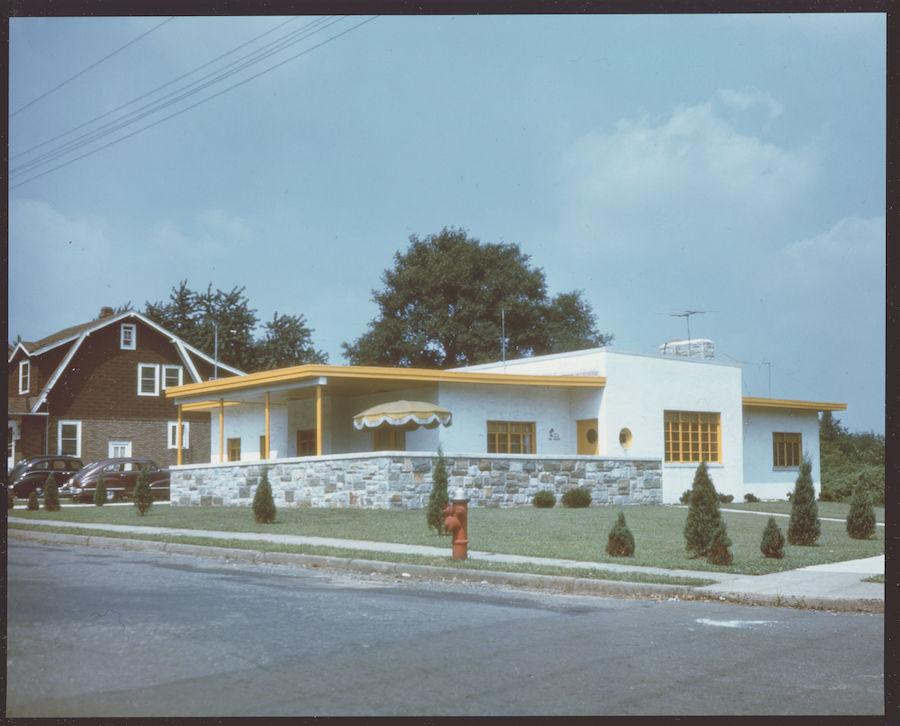 Van Gelder house