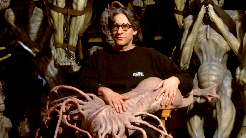 Watch 'The Italian Machine,' David Cronenberg's Ballardian motorcycle fetish short