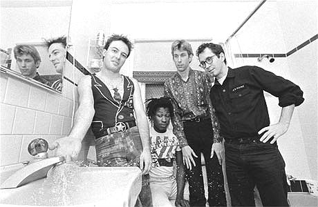 In God We Trust, Inc: Amazing footage of Dead Kennedys in the studio, 1981