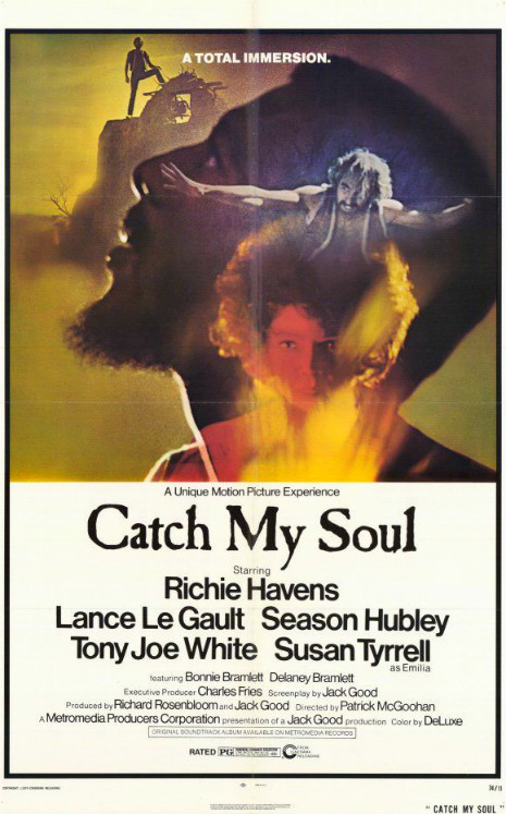 Poster Art for Catch My Soul