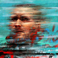 Moreish: Dale Grimshaw's powerful and visceral Art