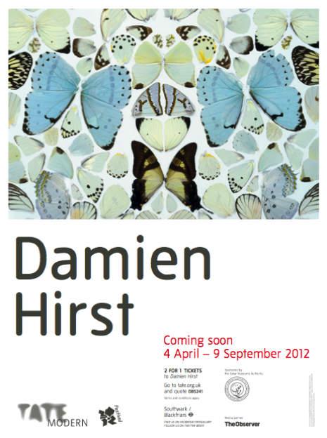 Damien_Hirst_Butterflies_Tate_Modern_2012