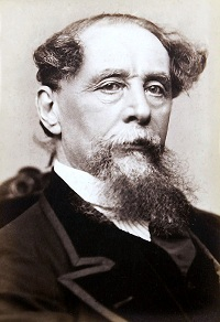 Charles Dickens does Morrissey