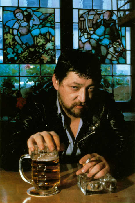 Rainer Werner Fassbinder died 30 years ago today