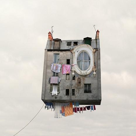 Flying Houses 4