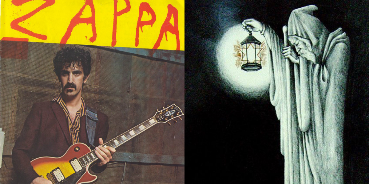 Frank Zappa's cover of 'Stairway to Heaven'