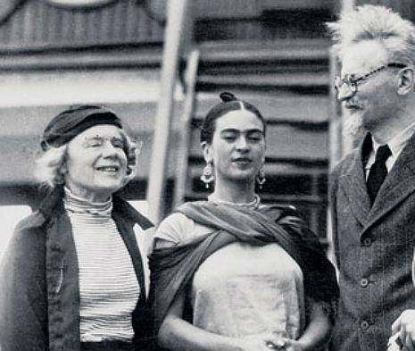 Frida Kahlo's secret revenge affair with Leon Trotsky