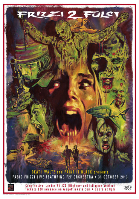 Nightmare Concert: An interview with horror soundtrack maestro Fabio Frizzi