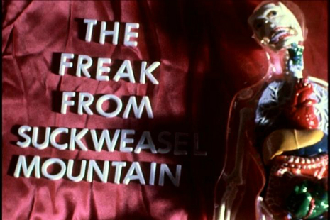 Underground Spookshow: Nick Zedd's 'Geek Maggot Bingo'