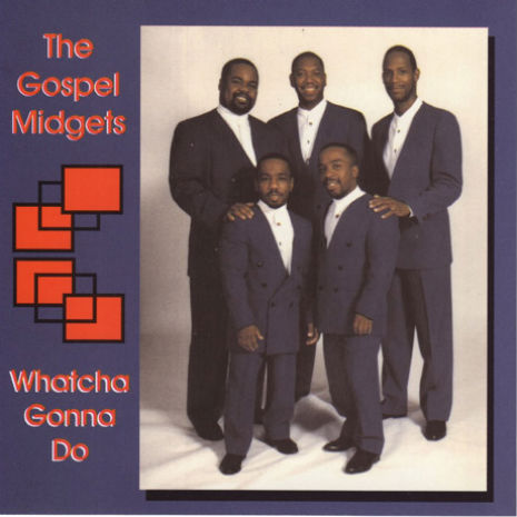 'The Gospel Midgets' and other vintage religious albums by little people