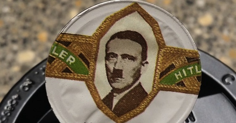 Oops—Hitler's face finds its way onto Swiss coffee creamer lids