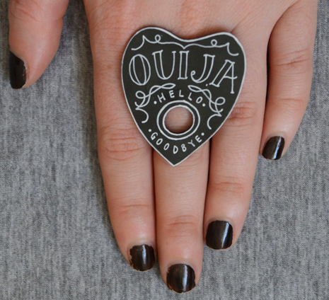 Hello Goodbye Ouija rings