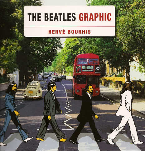 Hervé_Bourhis_The_Beatles_Graphic