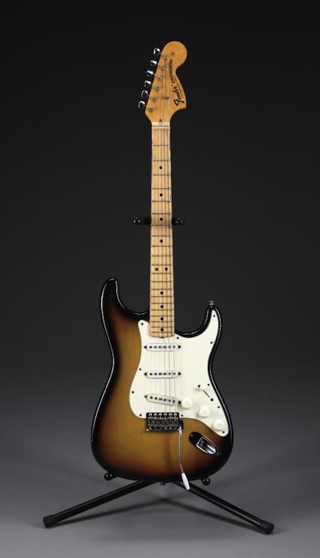 Hendrix Fender Stratocaster