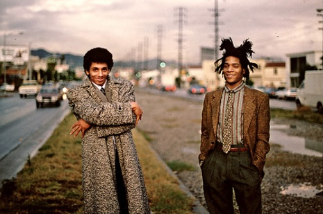 Basquait and Rammellzee