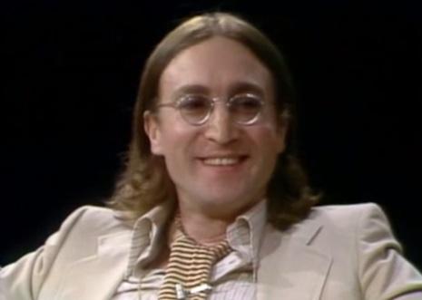 John Lennon's last major TV interview, 1975
