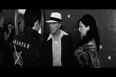 Johnny talks with King Clayton