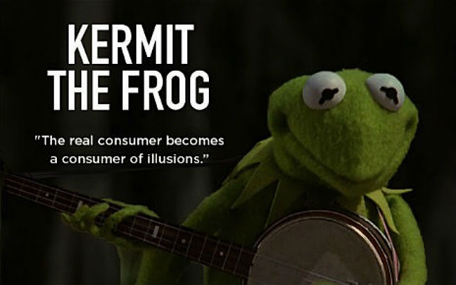 The Muppets go Situationist
