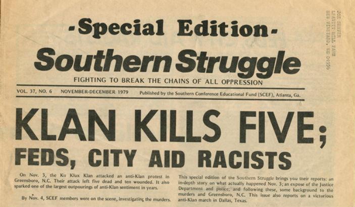 Republicans block historical marker of Ku Klux Klan massacre