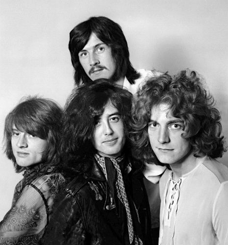 The album Led Zeppelin recorded BEFORE 'Led Zeppelin'