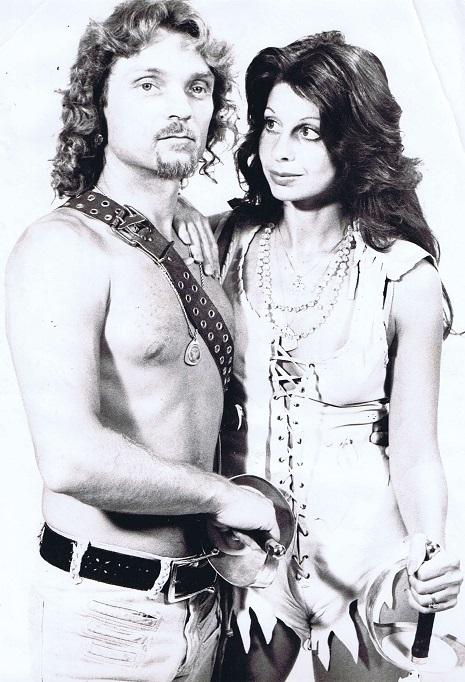 Johnima and Kalassu